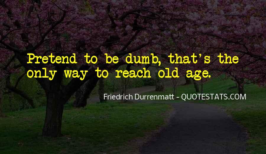 Durrenmatt Quotes #290141