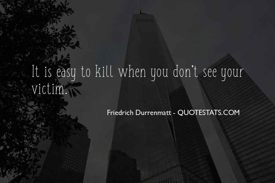 Durrenmatt Quotes #338456