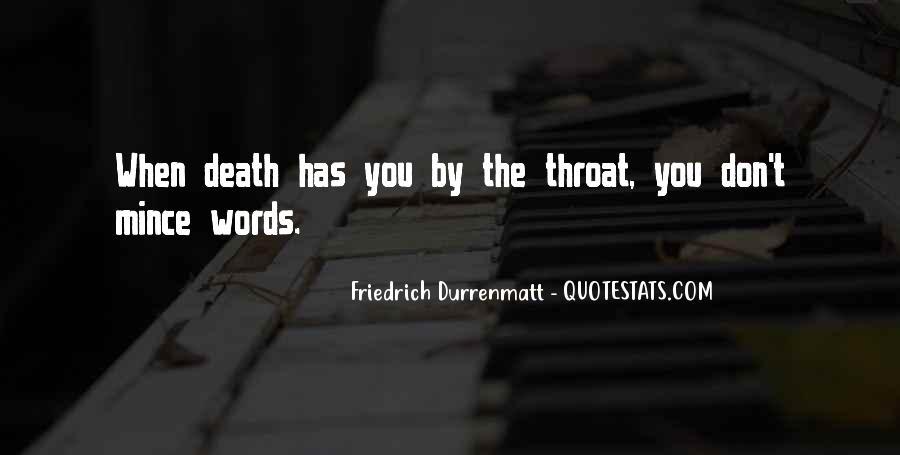 Durrenmatt Quotes #359206