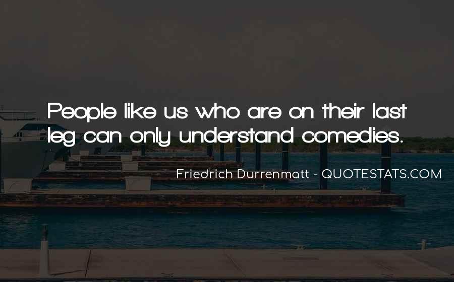 Durrenmatt Quotes #595414