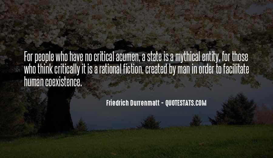 Durrenmatt Quotes #603850