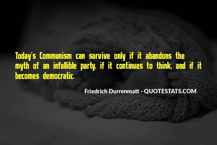 Durrenmatt Quotes #633239