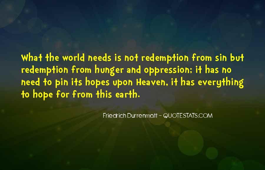 Durrenmatt Quotes #64913