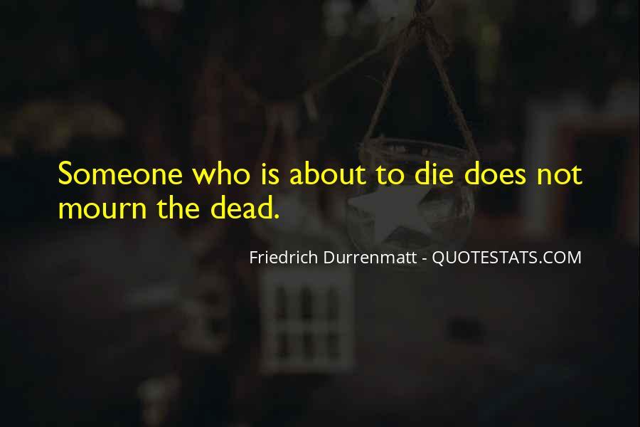 Durrenmatt Quotes #768393