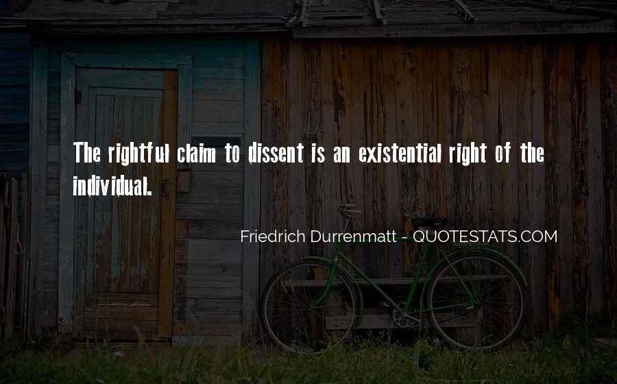 Durrenmatt Quotes #838532