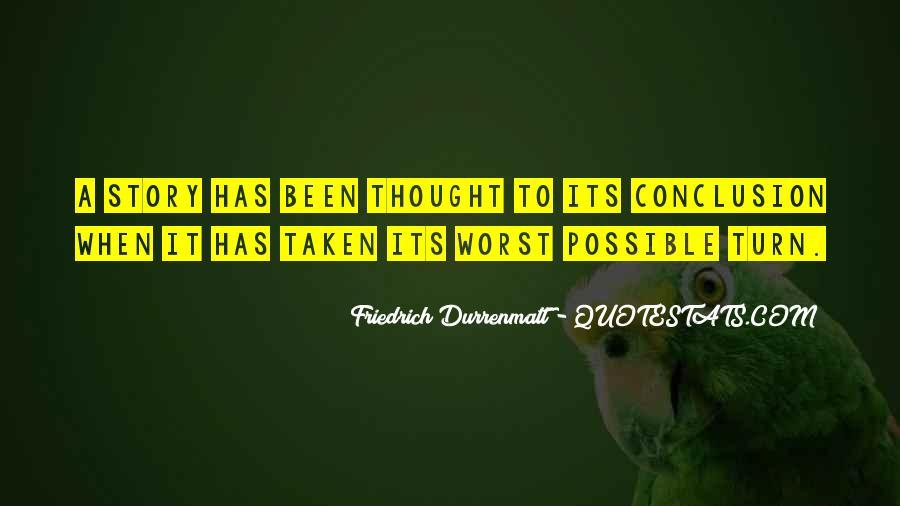Durrenmatt Quotes #933329