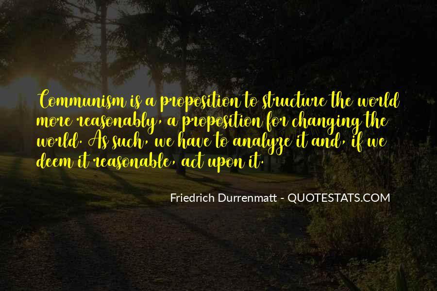 Durrenmatt Quotes #955841