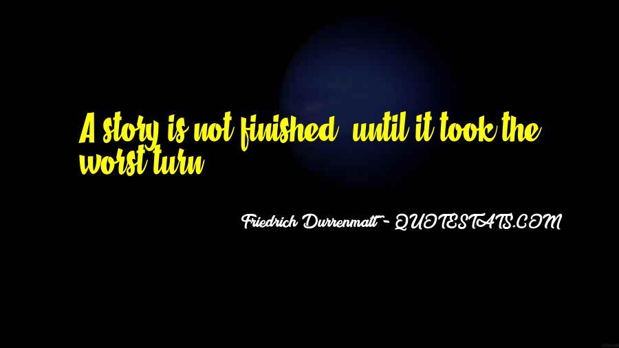 Durrenmatt Quotes #97999