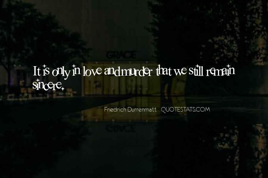 Durrenmatt Quotes #98412