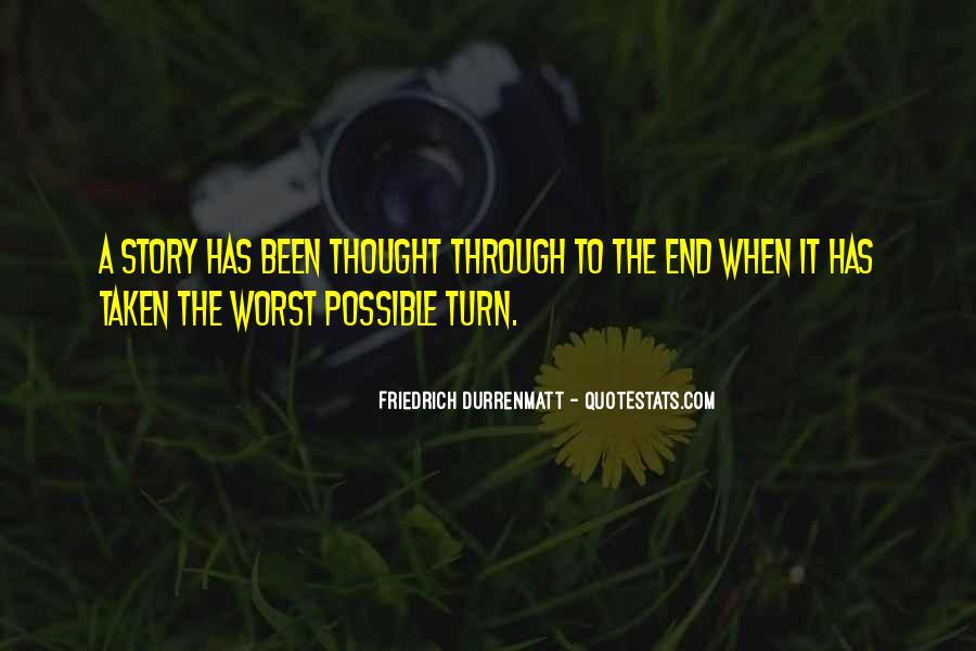Durrenmatt Quotes #99809
