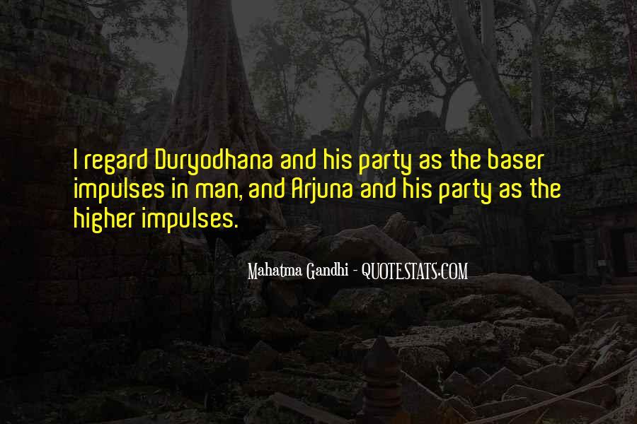 Duryodhana Quotes #1452851