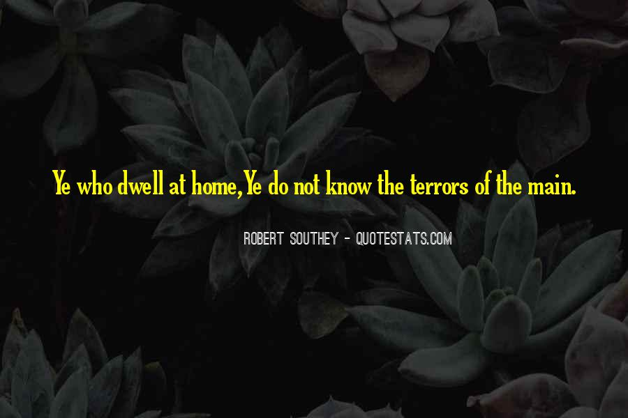 Dwell Quotes #137595