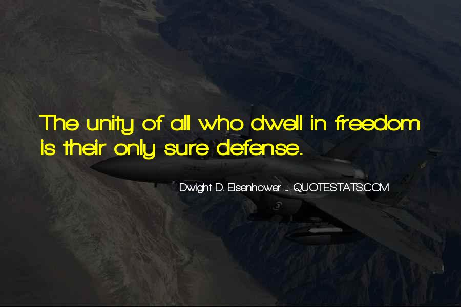 Dwell Quotes #139269