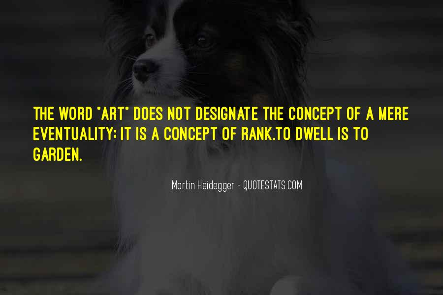 Dwell Quotes #5955