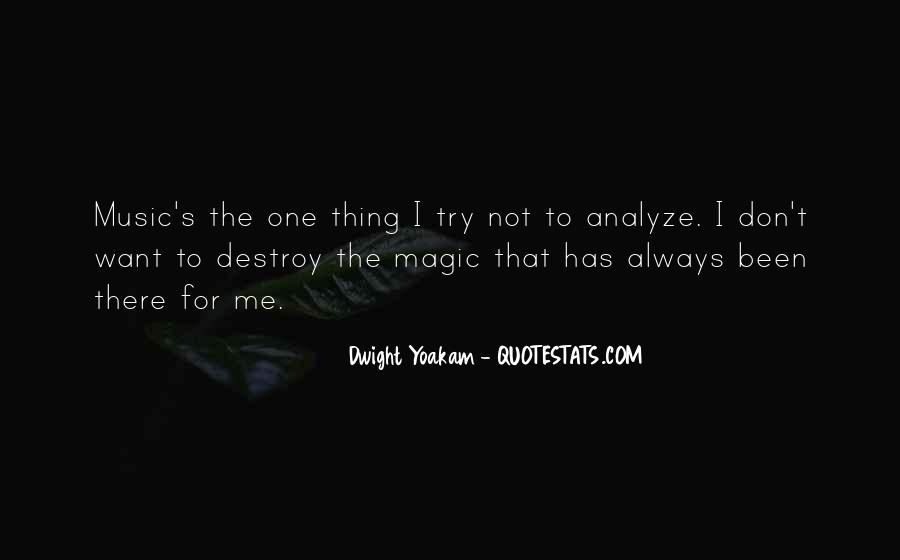Dwight's Quotes #1128877