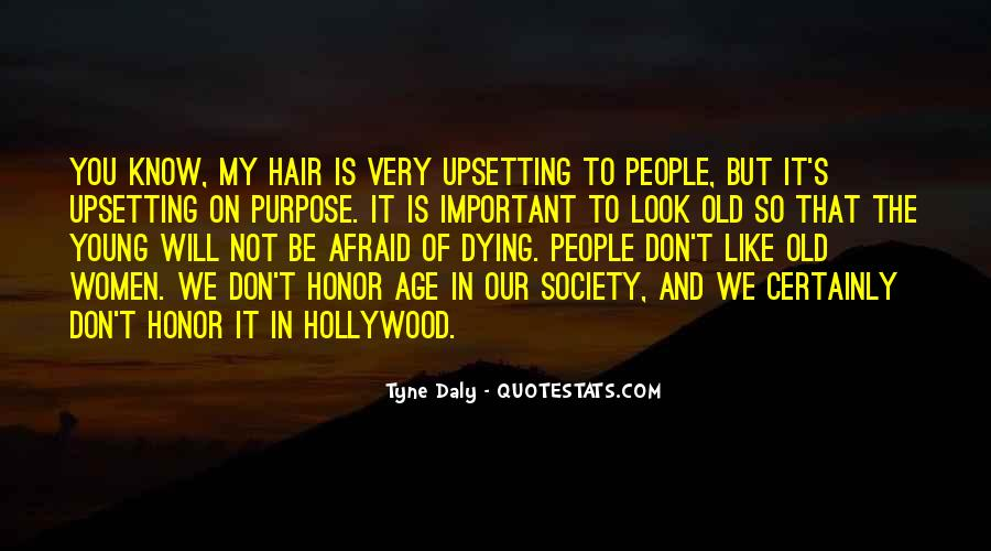 Dying Your Hair Quotes #1425045