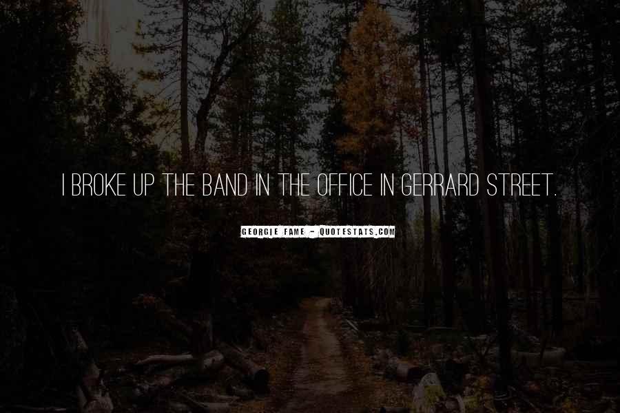E Street Band Quotes #221043