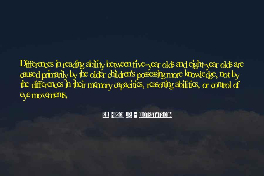 E.d. Hirsch Quotes #189685