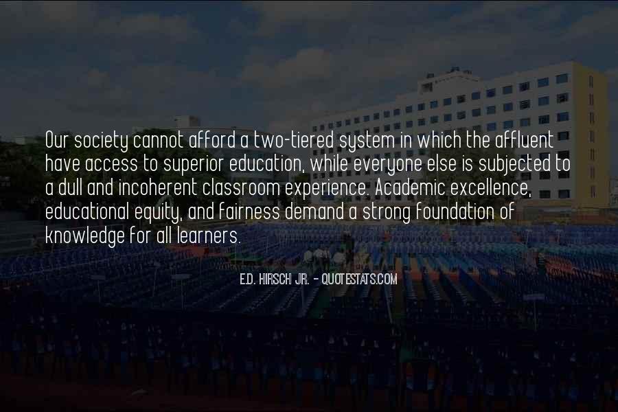 E.d. Hirsch Quotes #855394