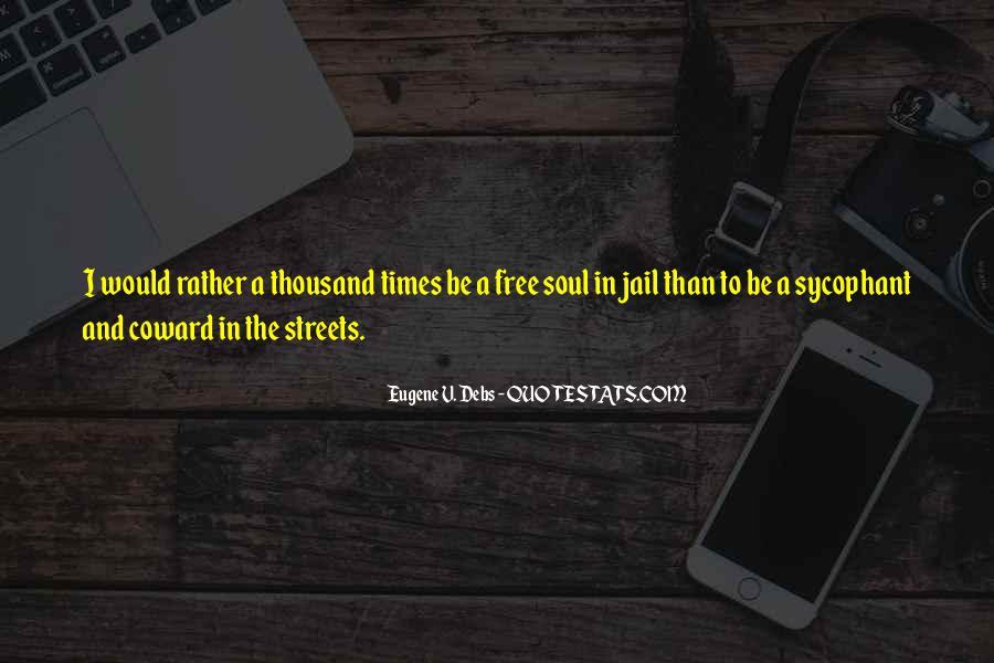 E.v. Debs Quotes #116079