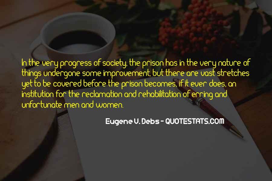 E.v. Debs Quotes #140235