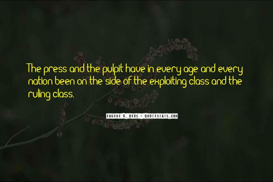 E.v. Debs Quotes #398195