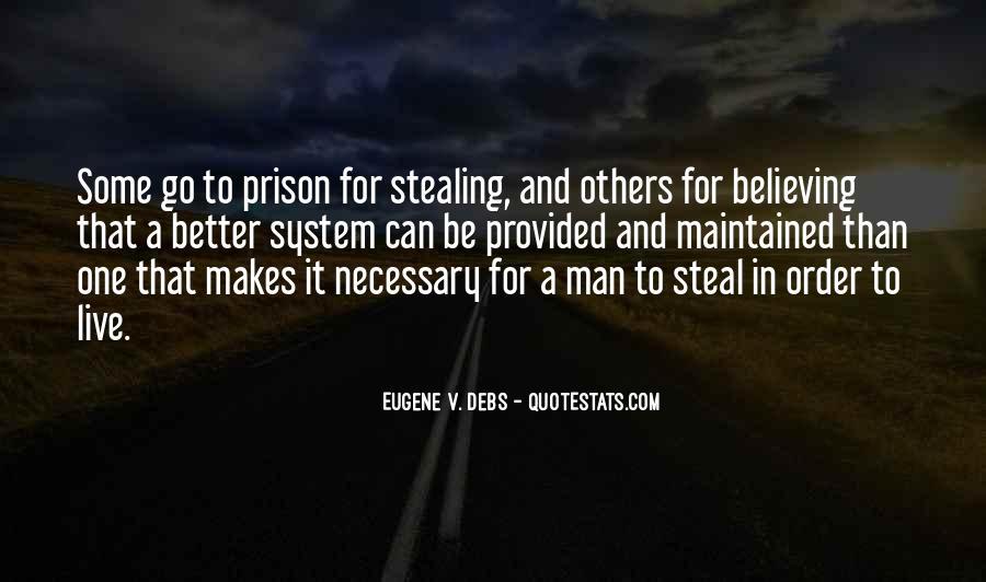 E.v. Debs Quotes #568506