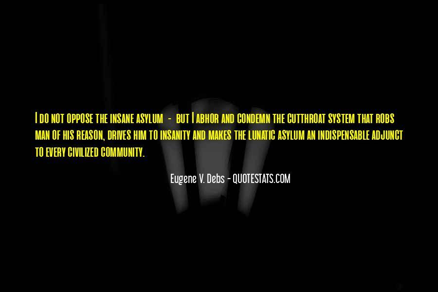 E.v. Debs Quotes #738871