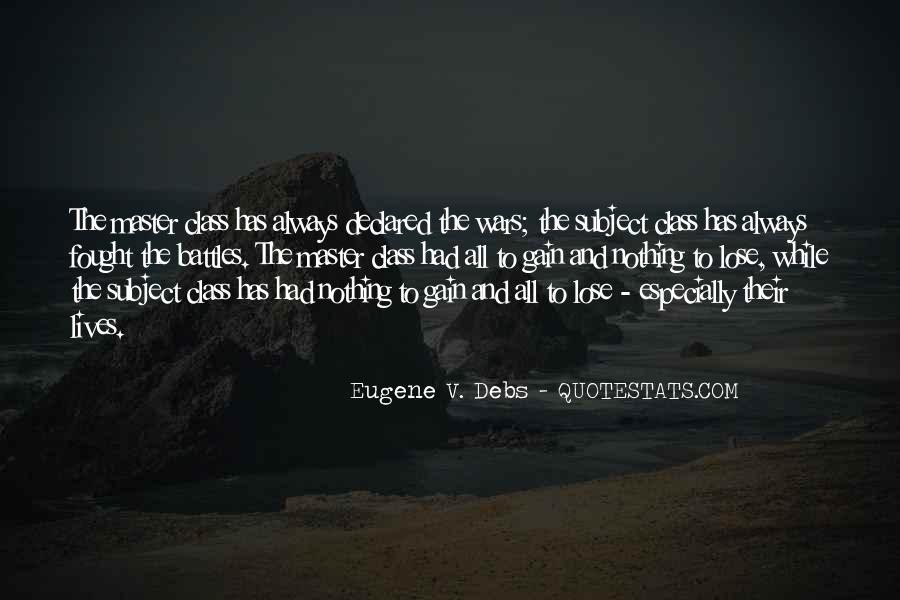 E.v. Debs Quotes #966368