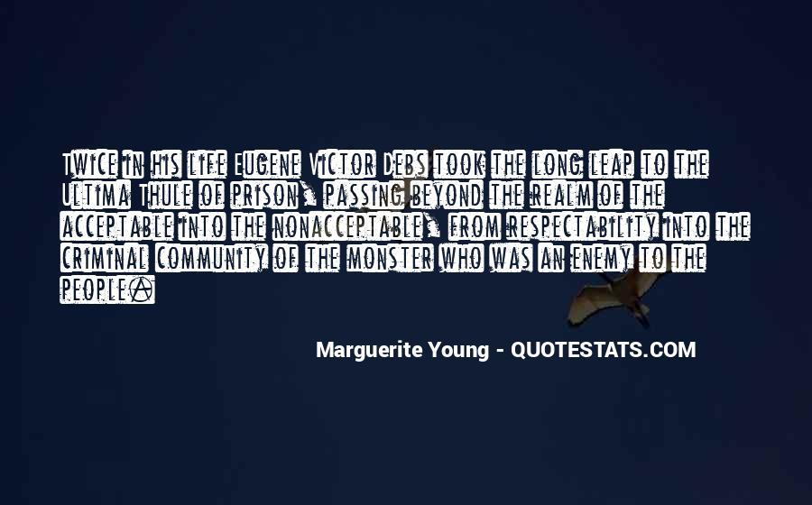 E.v. Debs Quotes #98500