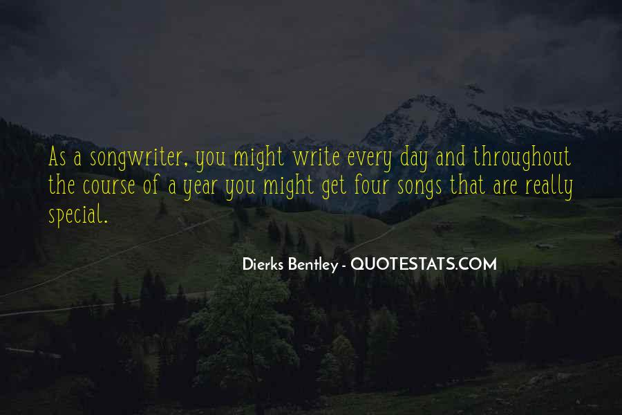 Each Day Is Special Quotes #118840