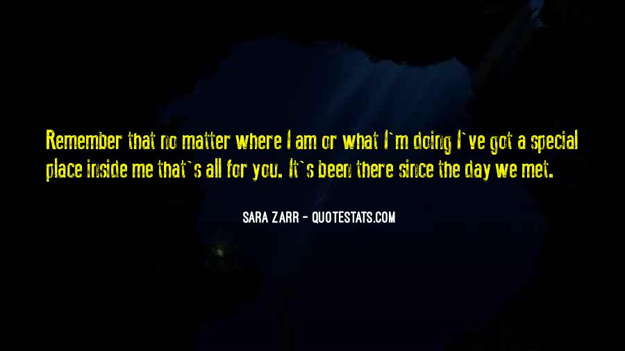 Each Day Is Special Quotes #238096