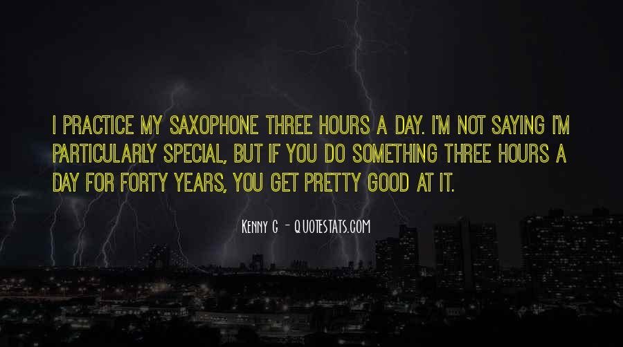 Each Day Is Special Quotes #332782