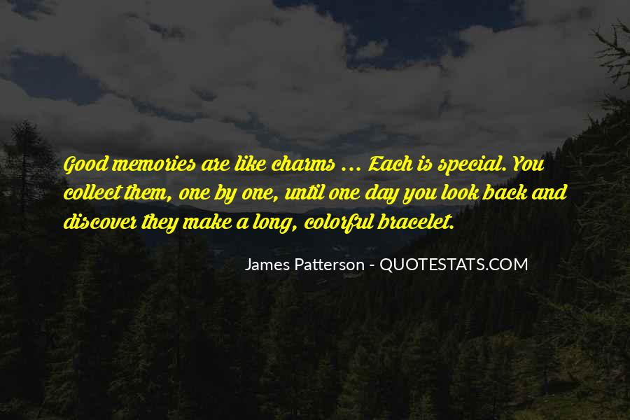 Each Day Is Special Quotes #662368
