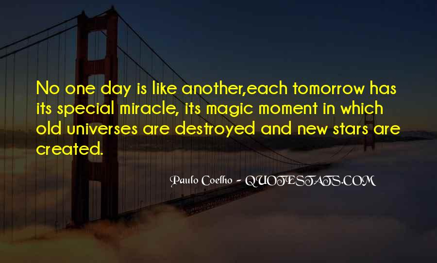 Each Day Is Special Quotes #978638