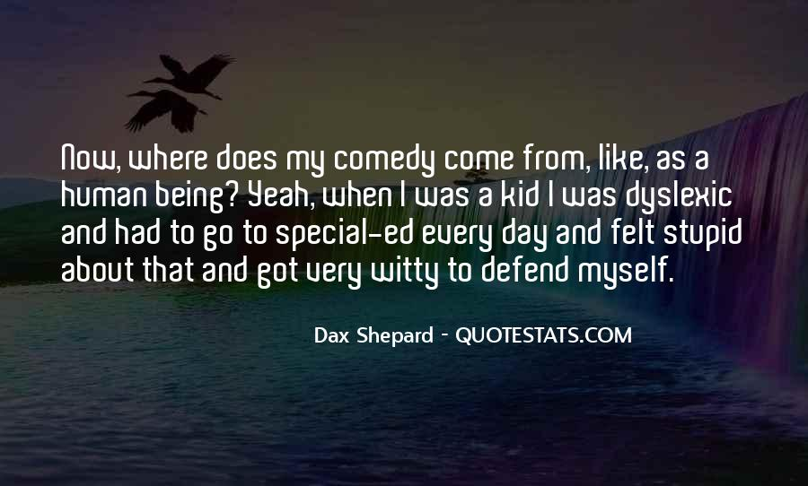Each Day Is Special Quotes #99521