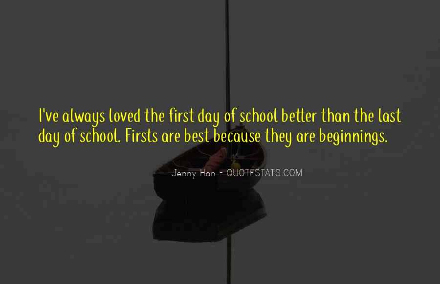 Each Day Will Get Better Quotes #45616