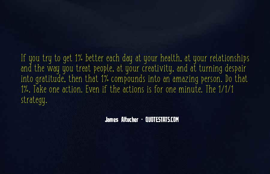 Each Day Will Get Better Quotes #50452