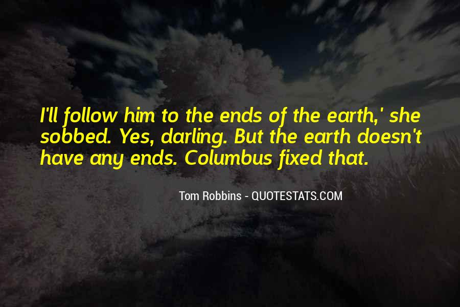 Earth Is Flat Quotes #1019414