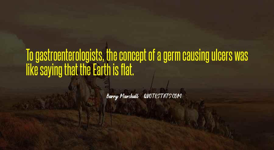 Earth Is Flat Quotes #1676046