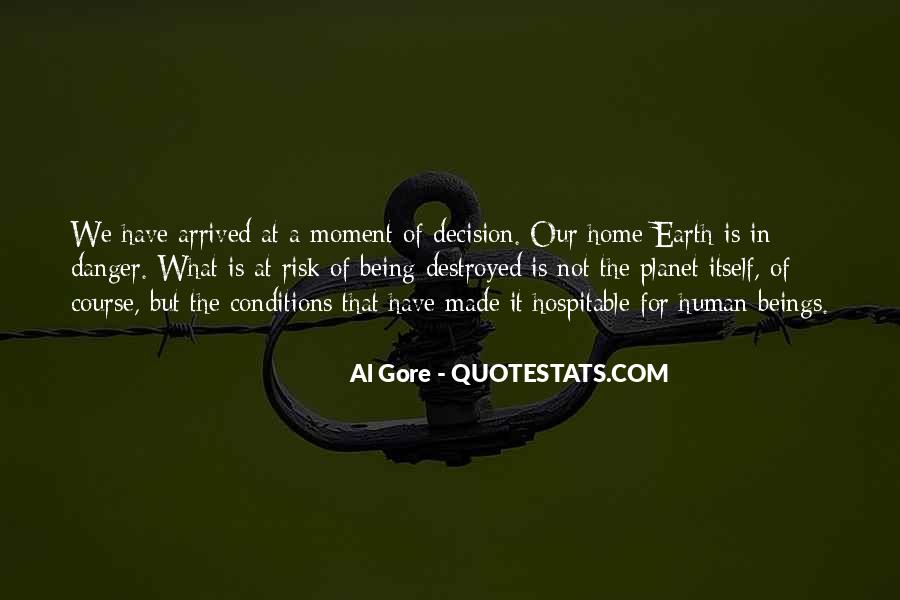 Earth Our Home Quotes #1078859