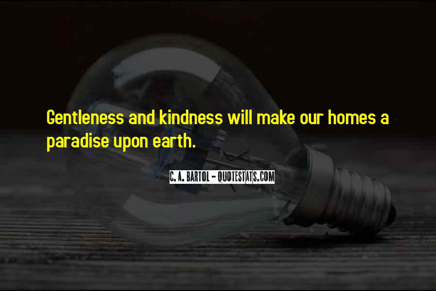 Earth Our Home Quotes #143402