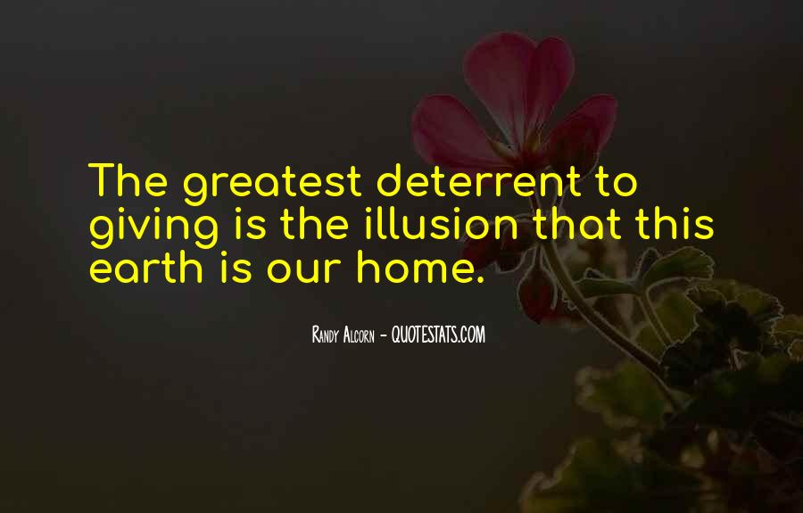 Earth Our Home Quotes #1877730