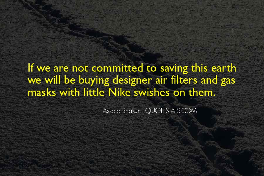 Earth Saving Quotes #26275
