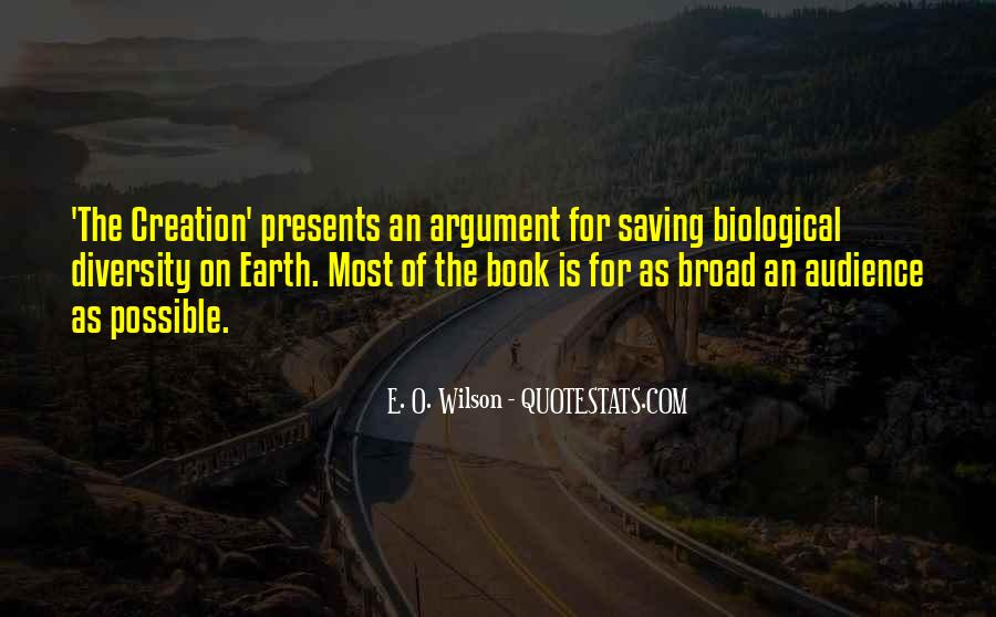 Earth Saving Quotes #601535