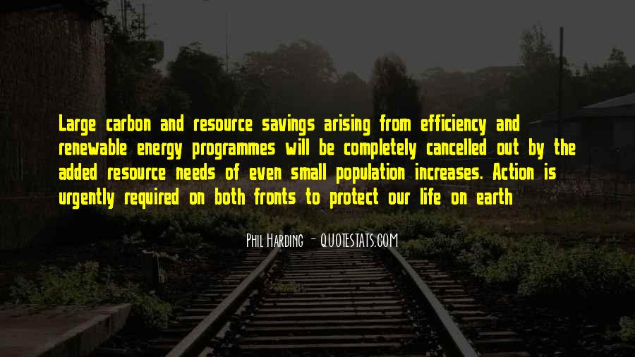 Earth Saving Quotes #896989
