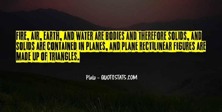 Earth Water Air Fire Quotes #1168575