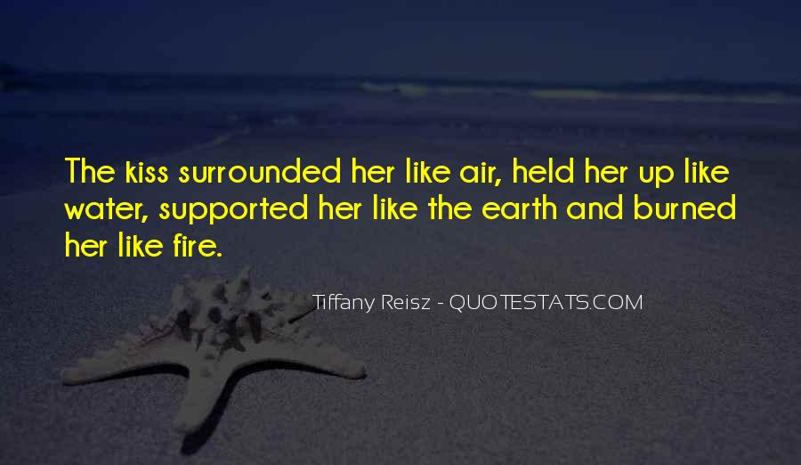 Earth Water Air Fire Quotes #313667