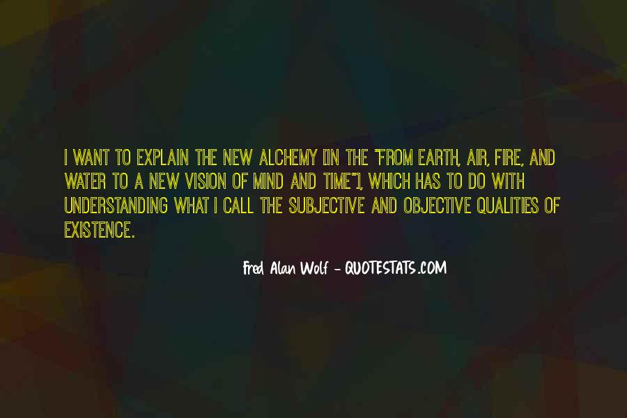 Earth Water Air Fire Quotes #956357