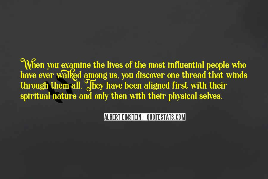 Quotes About Influential People #95446